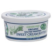 Natural By Nature Sweet Cream Butter, Salted Whipped