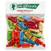 Eilliens Tootsie Rolls, Flavored, Bag
