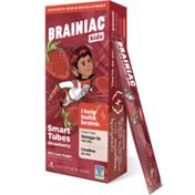 Brainiac Strawberry Whole Milk Yogurt Tubes with BrainPack®