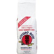 Kokuho Rose Rice