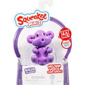 Squeakee Minis Toy, Billo The Monkey, 5+