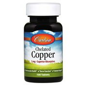 Carlson Labs Chelated Copper
