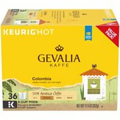 Gevalia Columbia Medium Roast K-Cup® Coffee Pods Value Pack