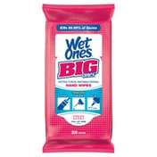Wet Ones (6 pack)   Antibacterial Hand Wipes Travel Pack - 24 Count