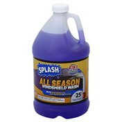 Splash Windshield Wash, All Season