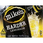 Mike's Harder Lemonade Lemonade Flavor