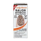Sally Hansen Salon Effects 320 Kitty Kitty Nail Polish Strips
