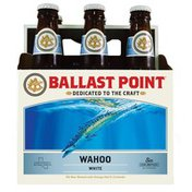 Ballast Point Wahoo White Whitbier Craft Beer