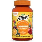 Nature's Way Alive!® Premium Immune Gummies
