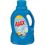 Ajax Concentrated Oxy Overload O2 Blitz Fresh Burst Laundry Detergent