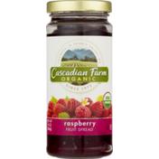 Cascadian Farm Organic Raspberry Fruit Spread