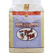 Bob's Red Mill Quick Cooking Oats, Gluten Free
