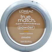 L'Oreal Powder, Warm, Sand Beige W5
