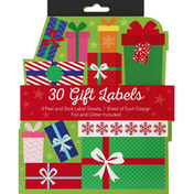 PaperCraft Gift Labels