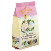 Baci Perugina Small Eggs, Milk Chocolate and Chocolate