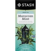 Stash Tea Green Tea, Moroccan Mint, Bags