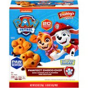 Mrs. Freshley's Deluxe Paw Patrol Pawfect Choco-Chip Mini Chocolate Flavored Paw Muffins