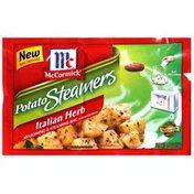 McCormick® Seasoning & Steaming Bag for Microwave, Italian Herb
