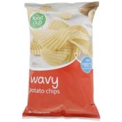 Food Club Wavy Potato Chips