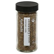 Spicely Organics Caraway, Whole, 100% Organic