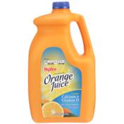 Hy-Vee 100% Orange No Pulp Calcium & Vitamin D Premium Juice
