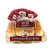 Turano Gourmet Brat Rolls