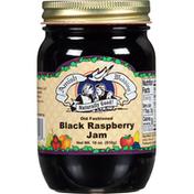 Amish Wedding Jam, Black Raspberry, Old Fashioned