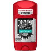 Old Spice Pure Sport Plus Odor Blocker Anti Perspirant & Deodorant