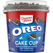Duncan Hines Cake Cup, Cookies & Creme