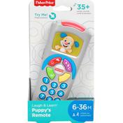 Fisher-Price Puppy's Remote, 6-36M