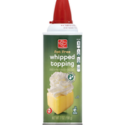 Harris Teeter Whipped Topping, Fat Free