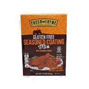 Fresh Thyme Gluten Free Seasoned Coating Mix