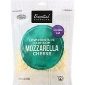 Essential Everyday Cheese, Mozzarella, Classic Cut