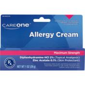 CareOne Allergy Cream 2%