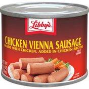 Libby's Chicken Vienna Sausages