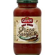 Gefen Pizza Sauce, Fat Free, Classic Italian Style