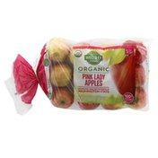Wellsley Farms Apples, Organic, Pink Lady