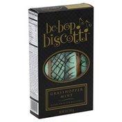 Be Bop Biscotti Biscotti, Grasshopper Mint