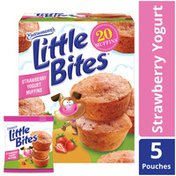 Entenmann's Little Bites Strawberry Yogurt Mini Muffins
