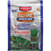 BioAdvanced Weed & Feed, All in One