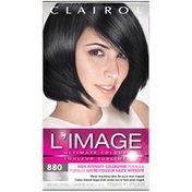 Clairol L'Image Ultimate Colour 880 Soft Black 1 Kit Female Hair Color