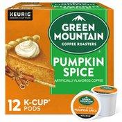 Green Mountain Coffee Roasters Pumpkin Spice K-Cup Pods