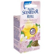 Glade Oil Refills, Scented, White Tea & Lily