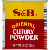 S&b Curry Powder, Oriental