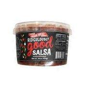 Ridiculously Good Salsa High Heat Salsa
