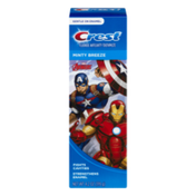 Crest Avengers Toothpaste Minty Breeze