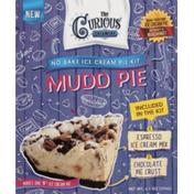 The Curious Creamery No Bake Ice Cream Pie Kit, Mudd Pie, Box