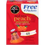 4C Foods ITM-TL Tea2go Red (Peach) ITM-Stix