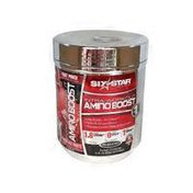 Six Star Pro Nutrition Intra-Workout Amino Boost Fruit Punch Powder