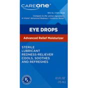 CareOne Advanced Moisturizer Redness Relief Eye Drops